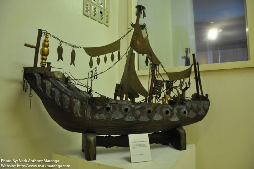 Spanish Galleon Replica