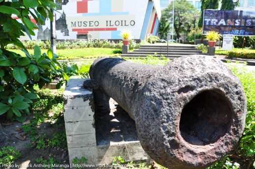 Century-old Cannon