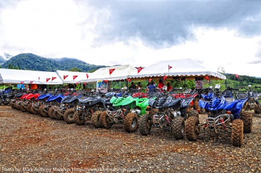 All-Terrain Vehicles (ATV)