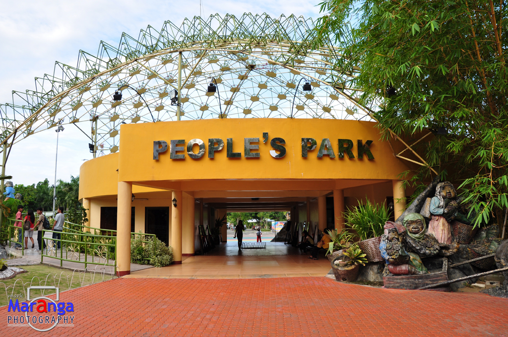 People S Park In Davao Philippines Tour Guide