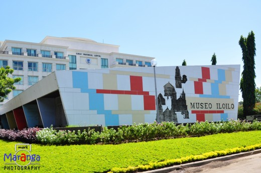 Proximity of New Provincial Capitol and Museo Iloilo