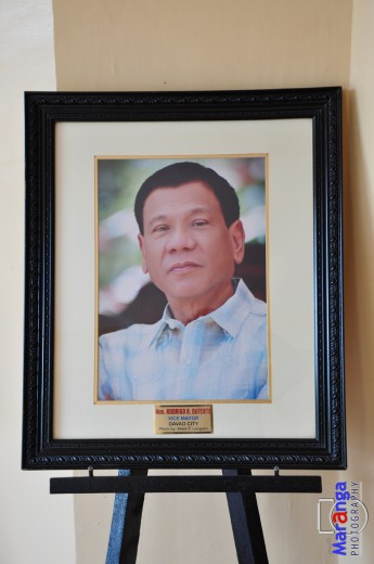 Vice Mayor Rodrigo Duterte