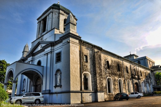 Cathedral of San Gregorio Magno - Right side
