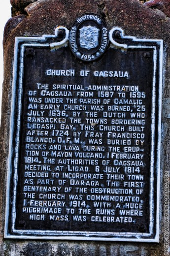 Church of Cagsawa