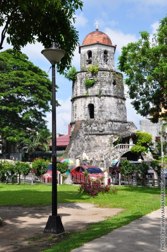 Bell Tower from Quezon Park
