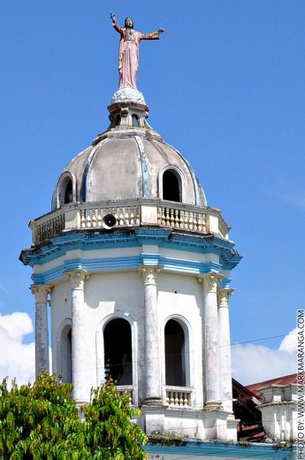 Bell Tower of Antequera Church