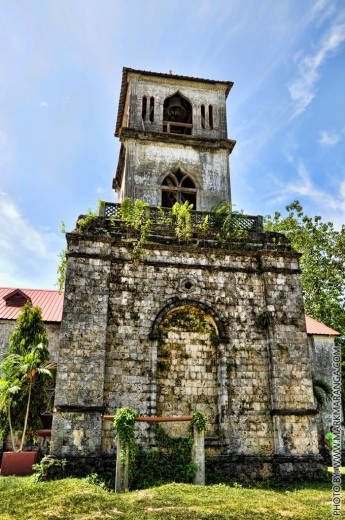 Bell Tower of Cortes Church