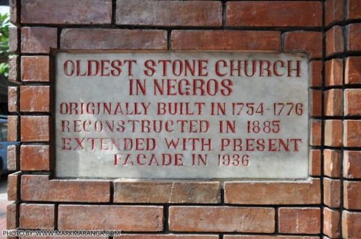Oldest Stone Church in Negros