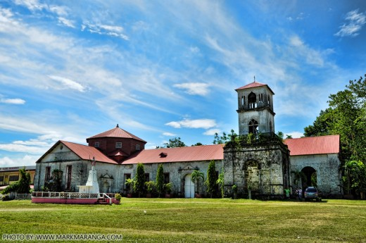 Sto. Nino Parish Church - Cortes Bohol