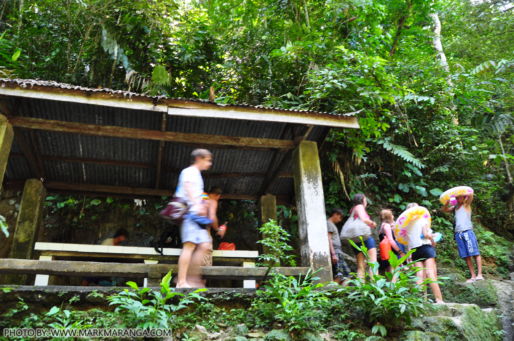 Mag Aso Falls In Antequera Philippines Tour Guide