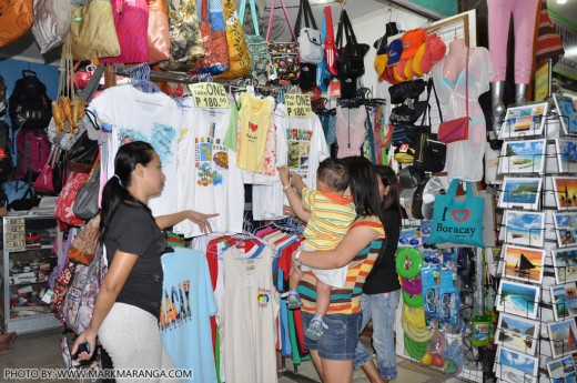 Affordable Items in Boracay