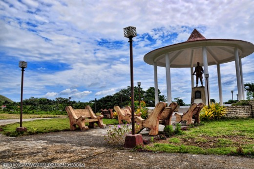 Francisco Dagohoy Historical Park
