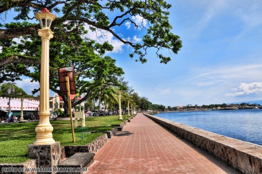 Rizal Boulevard in the Morning