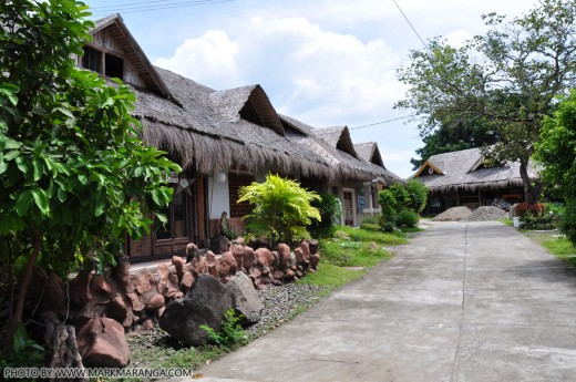 Village of Sidlakang Negros