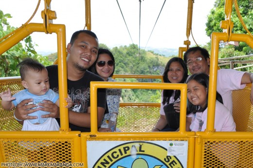 Sky Ride in EAT Danao
