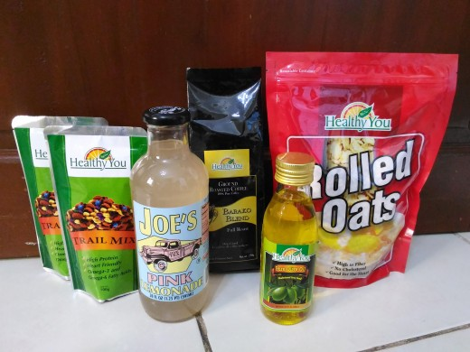 Healthy Products by Healthy You at Robinsons Selections