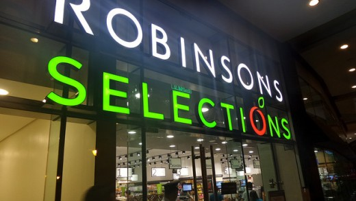 Robinsons Selections Supermarket