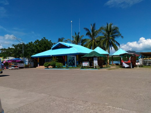 Honda Bay Tourist Assistance Counter