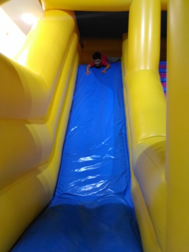 Kidzoona's Inflatable Slide