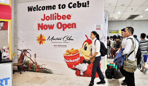 Jolibee is now open at Mactan-Cebu International Airport