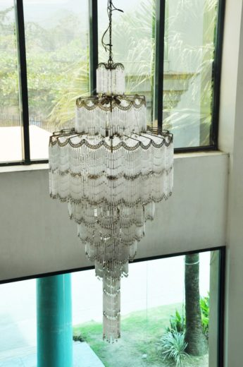 One of the Chandeliers