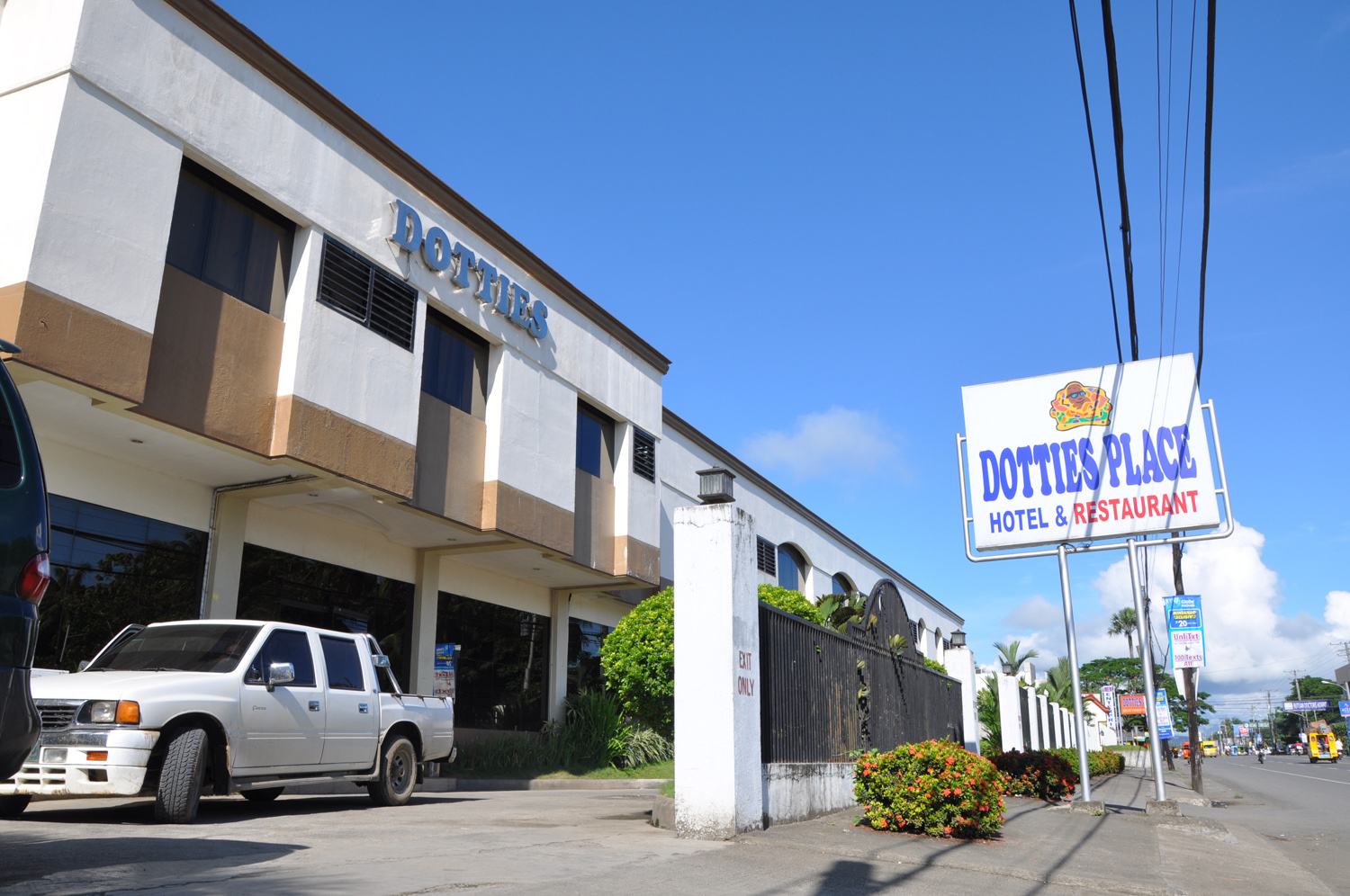 Dotties Place Hotel And Restaurant Philippines Tour Guide