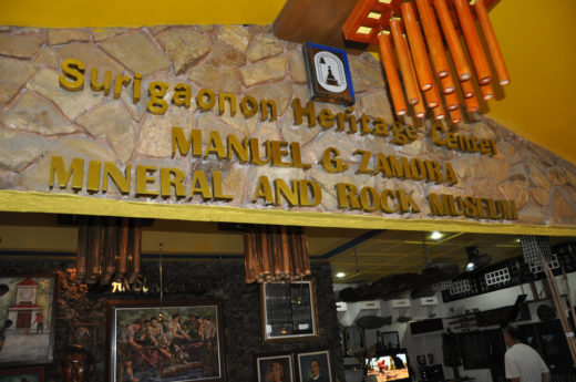 Manuel G Zamora Mineral and Rock Museum