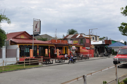 Restaurants at Surigao Baywalk