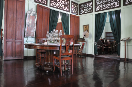 The Dining Room of the Jalandonis