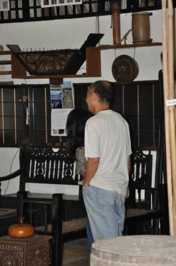 Visitors at the Surigao Museum