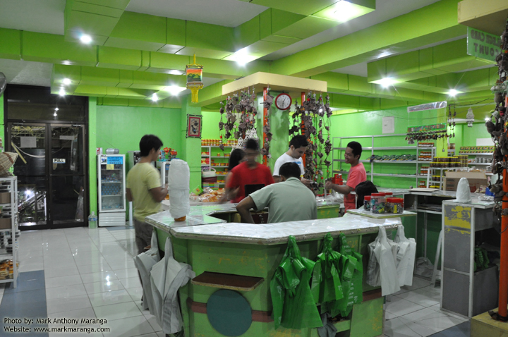 Aproniana Bohol Souvenir Shop Philippines Tour Guide