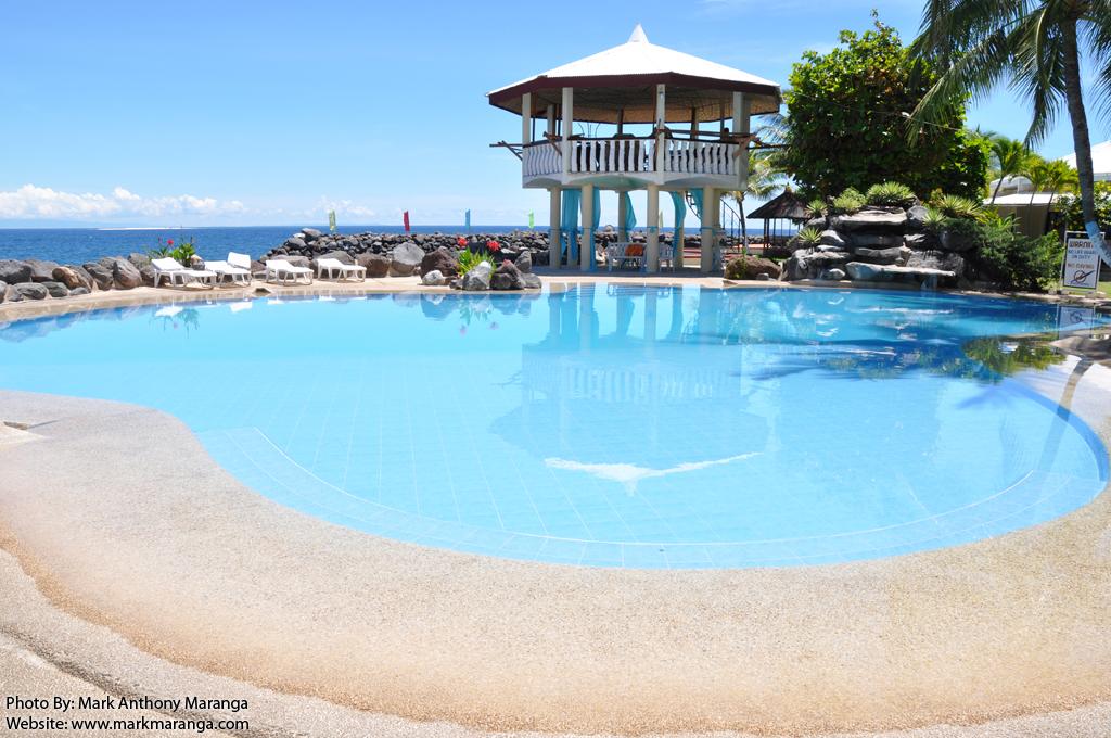 Swimming Pool At Paras Beach Resort